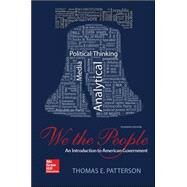 We The People by Patterson, Thomas, 9780078024795