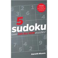 Sudoku by Moore, Gareth, 9781782434795