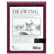 Premium Drawing Pad 8'' X 10'' by Peter Pauper Press, Inc., 9781441314796