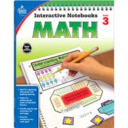 Math, Grade 3 by Carson-dellosa Publishing, 9781483824796