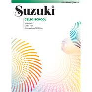 Suzuki: Cello School, Cello Part by Alfred Publishing, 9780757924798
