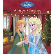 A Frozen Christmas (Disney Frozen) by POSNER-SANCHEZ, ANDREARH DISNEY, 9780736434799
