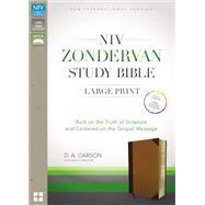 Zondervan Study Bible by Carson, D. A.; Alexander, T. Desmond; Hess, Richard; Moo, Douglas J.; Naselli, Andrew David (CON), 9780310444800
