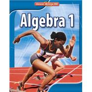 Algebra 1, Student Edition by Unknown, 9780078884801