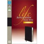 Life Application Study Bible by Zondervan Publishing House, 9780310434801