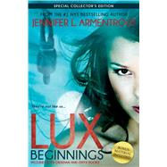 Lux: Beginnings (Obsidian & Onyx) by Armentrout, Jennifer L., 9781622664801