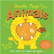Doodle Magic: Animals by Griffiths, Margaret; McDonald, Jake, 9781626864801