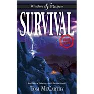 Survival True Stories by McCarthy, Tom, 9781619304802