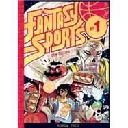 Fantasy Sports by Bosma, Sam, 9781907704802
