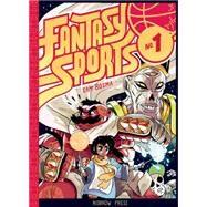 Fantasy Sports by Bosma, Sam, 9781907704802