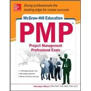 McGraw-Hill Education PMP Project Management Professional Exam by Moura, Henrique, 9780071834803