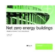 Net Zero Energy Buildings by Voss, Karsten; Musall, Eike, 9783920034805