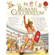 The Roman Colosseum by Macdonald, Fiona; Bergin, Mark, 9781910184806