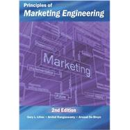 Principles of Marketing Engineering by Lilien, Gary L.; Rangaswamy, Arvind; De Bruyn, Arnaud, 9780985764807