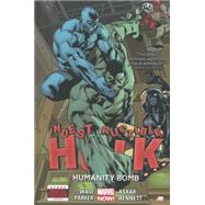Indestructible Hulk Volume 4 by Waid, Mark; Parker, Jeff; Asrar, Mahmud; Bennett, Joe, 9780785154808