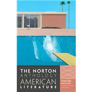 The Norton Anthology of American Literature (Vol. E) by Unknown, 9780393934809