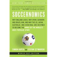 Soccernomics by Kuper, Simon, 9781568584812