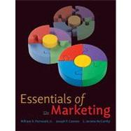 Essentials of Marketing by Perreault, Jr., William; Cannon, Joseph; McCarthy, E. Jerome, 9780073404813