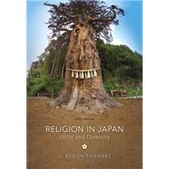 Religion in Japan Unity and Diversity by Earhart, H. Byron, 9781133934813