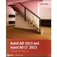 Autocad 2013 and Autocad Lt 2013 Essentials by Onstott, Scott, 9781118244814