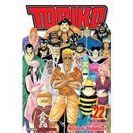Toriko, Vol. 22 Four Beasts by Shimabukuro, Mitsutoshi, 9781421564814