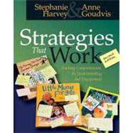 Strategies That Work by Harvey, Stephanie, 9781571104816