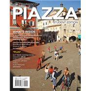Piazza (with iLrn™ Printed Access Card) by Melucci, Donatella; Tognozzi, Elissa, 9781285074818