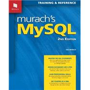 Murach's MySQL by Murach, Joel, 9781890774820