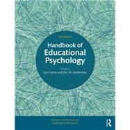 Handbook of Educational Psychology by Corno; Lyn, 9780415894821
