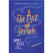 The Art of Secrets by Klise, James, 9781616204822