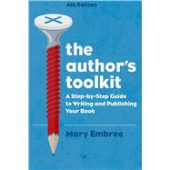 The author's toolkit by Embree, Mary, 9781621534822