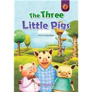 The Three Little Pigs by Baker, Travis, 9781926484822
