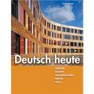 Deutsch heute by Moeller, Jack; Huth, Thorsten; Hoecherl-Alden, Gisela; Berger, Simone; Adolph, Winnie, 9781111354824