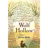 Wolf Hollow by Wolk, Lauren, 9781101994825