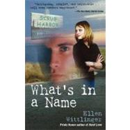 What's in a Name by Wittlinger, Ellen, 9781416984825