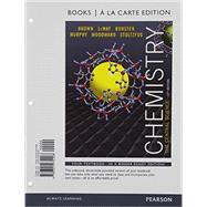 Chemistry The Central Science, Books a la Carte Plus MasteringChemistry with eText -- Access Card Package by Brown, Theodore E.; LeMay, H. Eugene; Bursten, Bruce E.; Murphy, Catherine; Woodward, Patrick; Stoltzfus, Matthew E., 9780321934826