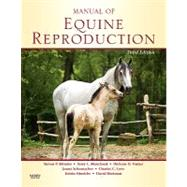 Manual of Equine Reproduction by Brinsko, Steven P., Ph.D., 9780323064828