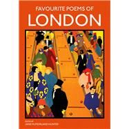 Favourite Poems of London by Hunter, Jane McMorland, 9781849944830