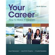 Your Career by Harwood, Lori, 9781305494831