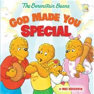 The Berenstain Bears God Made You Special by Berenstain, Mike, 9780310734833