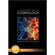 Introduction to Cosmology by Ryden, Barbara, 9781107154834