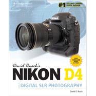 David Busch�s Compact Field Guide for the Nikon D4/D4S by Busch, David D., 9781285424835