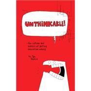 Unthinkable by Hopkins, Tom; Poole, Richard, 9781630474836