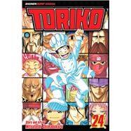 Toriko, Vol. 24 The Cooking Festival Begins by Shimabukuro, Mitsutoshi, 9781421564838