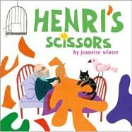 Henri's Scissors by Winter, Jeanette; Winter, Jeanette, 9781442464841