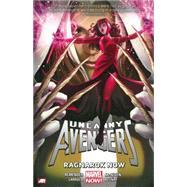 Uncanny Avengers Volume 3 by Remender, Rick; Larroca, Salvador; Acuna, Daniel; McNiven, Steve, 9780785184843