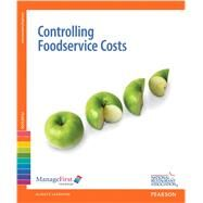 ManageFirst Controlling FoodService Costs with Online Testing Voucher by National Restaurant Association, 9780132724845