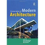 Conservation of Modern Architecture by Macdonald,Susan, 9781873394847