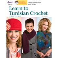Learn to Tunisian Crochet by Guzman, Kim, 9781573674850