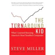 The Turnaround Kid by Miller, Steve, 9780061754852
